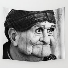 Granny Wall Tapestry