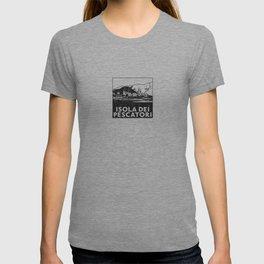 Isola dei Pescatori, Lago Maggiore, Italy T-shirt