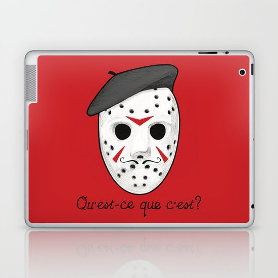 Psycho Killer Laptop & iPad Skin