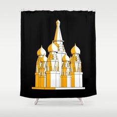 (Saint Basil's) Cathedral Shower Curtain