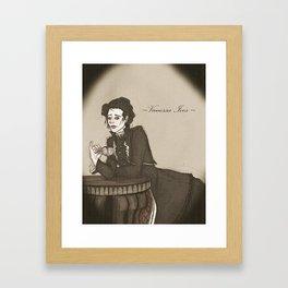 Vanessa Ives Framed Art Print