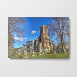 St Barnabus Church Metal Print