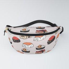 Sushi Persian Cat Fanny Pack