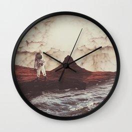 TERRAFORMING MARS Wall Clock