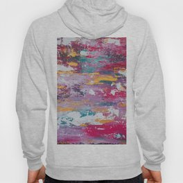 Abstract painting 125 Hoody