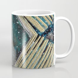 space spilling over Coffee Mug