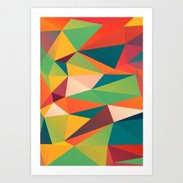 Geometric XIII Art Print