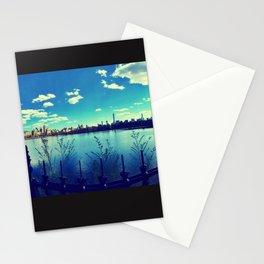 Central Park Symmetry Stationery Cards