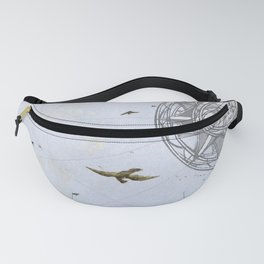 Losing Direction Fanny Pack