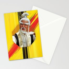 Pai Mei Stationery Cards