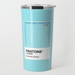 Pantone Series – Summer Swim Travel Mug