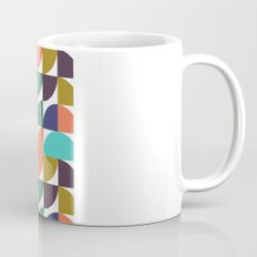 mod geo pattern Coffee Mug