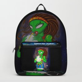 Space Baller Backpack