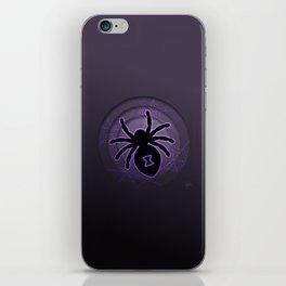 Halloween Spider iPhone Skin