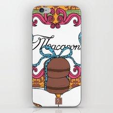 Macarons 01 iPhone & iPod Skin