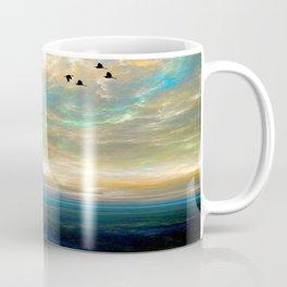 Sunset in the Refuge Coffee Mug
