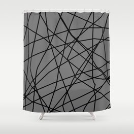 paucina v.2 Shower Curtain