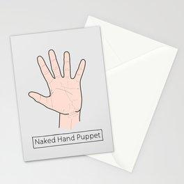 Naked Stationery Cards
