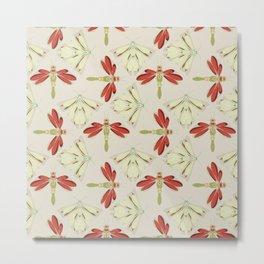 Spring flies 1b Metal Print