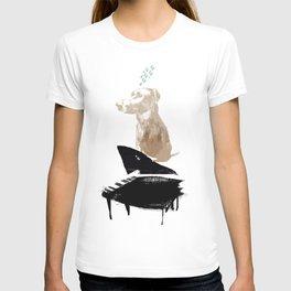 Chapi Chapo - Les Petites Musiques de Pluie  T-shirt