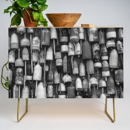 Float on a Wall, Cape Cod Credenza