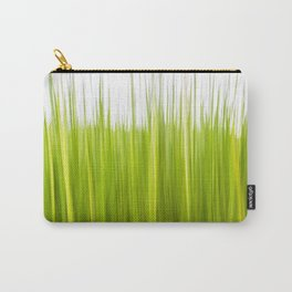 Water Reed Abstract Carry-All Pouch