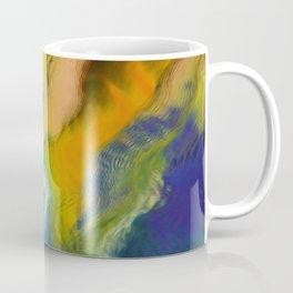 Abstract Composition 299 Coffee Mug