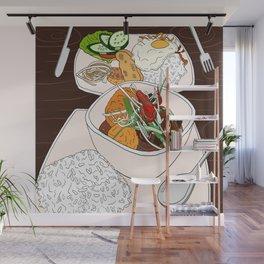 Vietnamese Food Treat Wall Mural