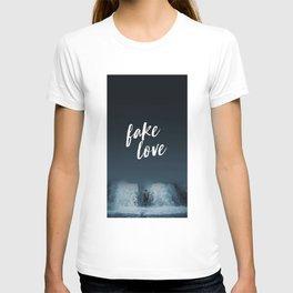 BTS - Fake love T-shirt