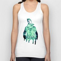 zayn malik Tank Tops featuring Zayn Malik / One Direction by Justified