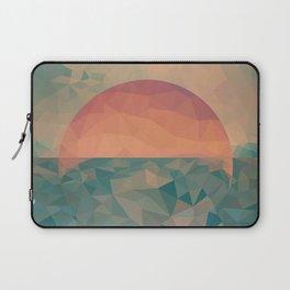 Tycho Sunrise Laptop Sleeve