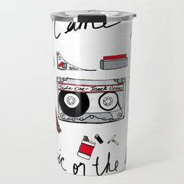 High Fidelity Travel Mug