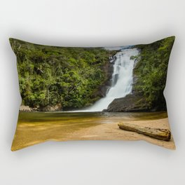 Waterfall of possessions Rectangular Pillow