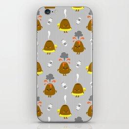 Volcanology iPhone Skin