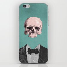 Dapper Dead iPhone & iPod Skin