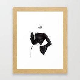 ILLUSTRATION 01 Framed Art Print