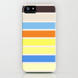 The colors of - to to ro iPhone Case