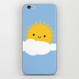 Good Morning Sunshine iPhone Skin