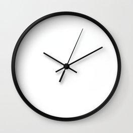 Wild Child Wall Clock