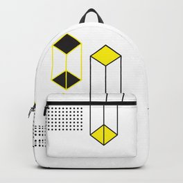 Lines + Shapes + Dots 1 Backpack