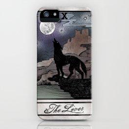 The Lover Tarot iPhone Case