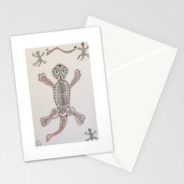 Lizardy Neve Stationery Cards
