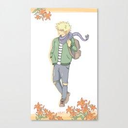 boku no hero academia bakugou Canvas Print