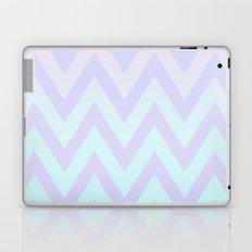Pastel Fade Chevron Laptop & iPad Skin