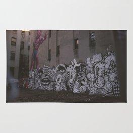 Graffiti Wall Rug
