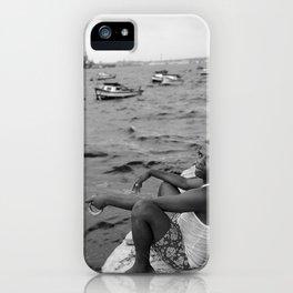 El Malecon iPhone Case