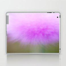 Poofy flower Laptop & iPad Skin
