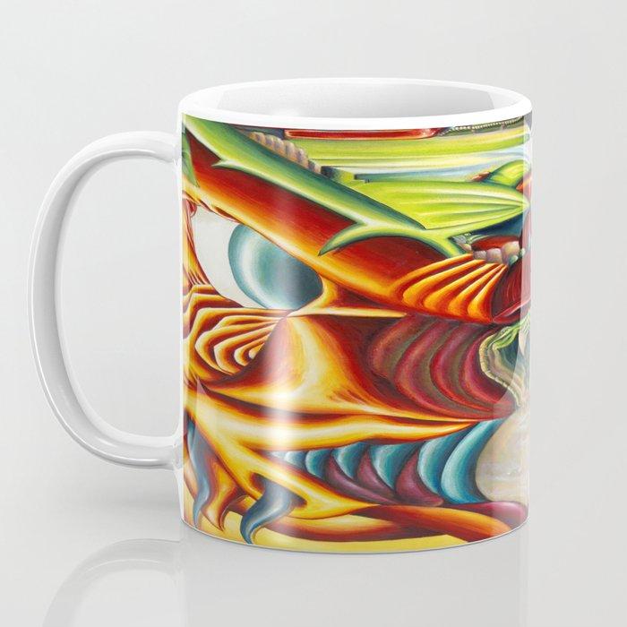 Totemic Coffee Mug