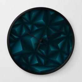 Polygonal Wall Clock