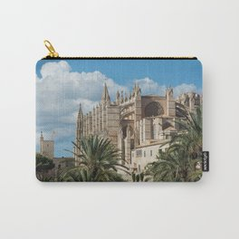 Catedral of Palma de Mallorca Carry-All Pouch